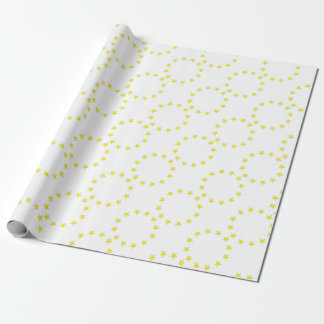 Flag of Europe - European Flag - EU European Union Wrapping Paper