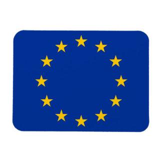 Flag of Europe, European Flag Rectangular Photo Magnet