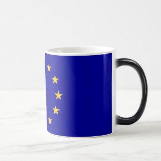 flag of european union magic mug