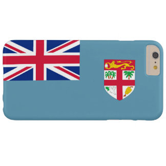 Flag of Fiji Barely There iPhone 6 Plus Case