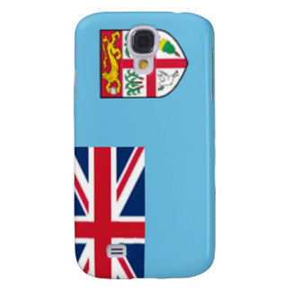 Flag of Fiji Galaxy S4 Case