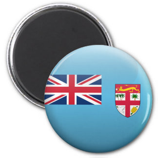 Flag of Fiji Magnet