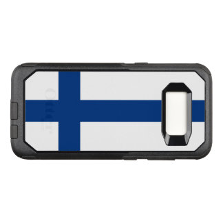 Flag of Finland Samsung OtterBox Case