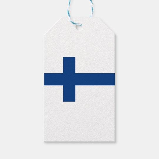 Flag of Finland (Suomen lippu, Finlands flagga)