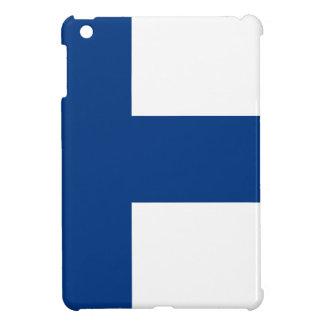 Flag of Finland - Suomen lippu - Finlands flagga iPad Mini Cover