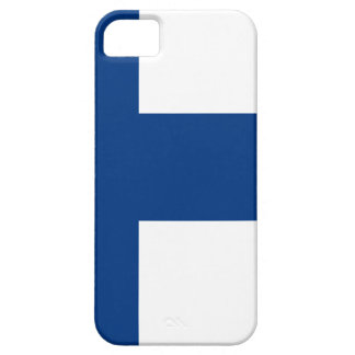 Flag of Finland - Suomen lippu - Finnish Flag Barely There iPhone 5 Case