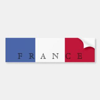 Flag of France Bumper Sticker