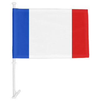 Flag of France Car Flag