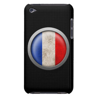 Flag of France Disc Barely There iPod Case