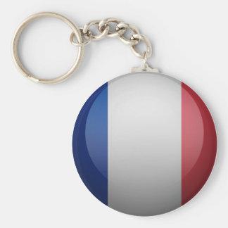 Flag of France Key Ring