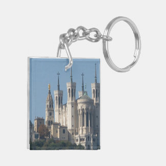 Flag of France Key Ring