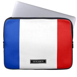 Flag of France Laptop Computer Sleeve