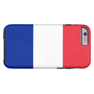 Flag of France Tough iPhone 6 Case
