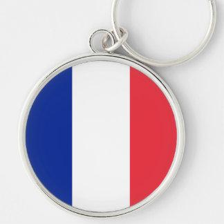 Flag of France, Tricolour National Flag Key Ring