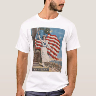 Flag of Freedom T-Shirt
