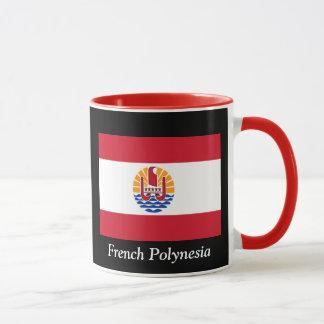 Flag of French Polynesia Mug