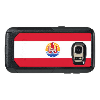 Flag of French Polynesia Samsung OtterBox Case