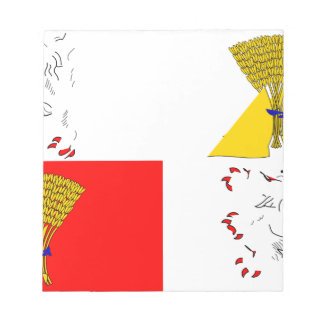 flag-of-gascony- notepad