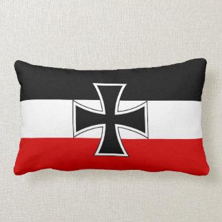 Flag of German Empire Throw Pillows