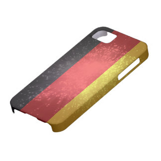 Flag of Germany Barely There iPhone 5 Case