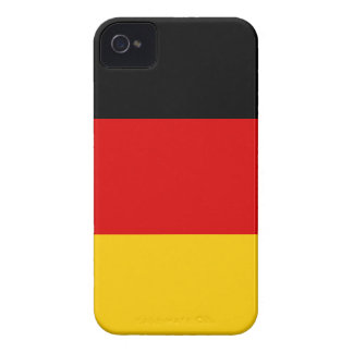 Flag of Germany - Bundesflagge und Handelsflagge Case-Mate iPhone 4 Case