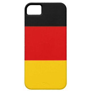 Flag of Germany - Bundesflagge und Handelsflagge iPhone 5 Cover