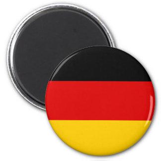 Flag of Germany - Bundesflagge und Handelsflagge Magnet