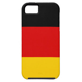 Flag of Germany - Bundesflagge und Handelsflagge Tough iPhone 5 Case