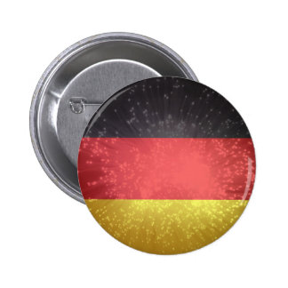 Flag of Germany Button