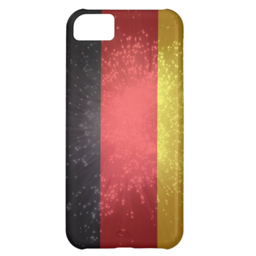 Flag of Germany iPhone 5C Covers