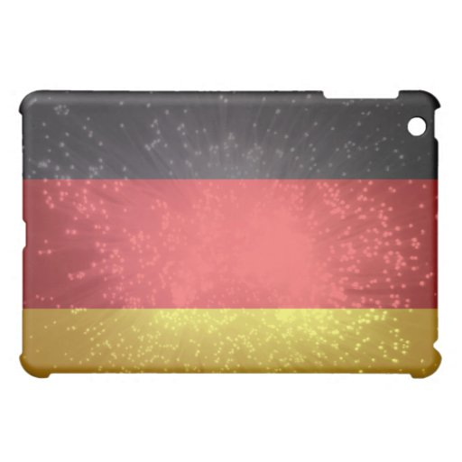 Flag of Germany Cover For The iPad Mini