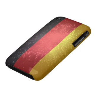 Flag of Germany iPhone 3 Case-Mate Cases