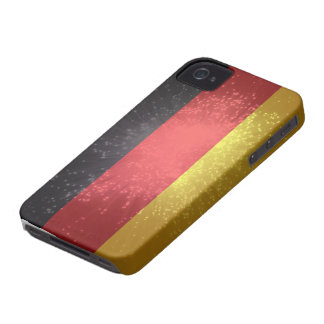 Flag of Germany iPhone 4 Case-Mate Cases