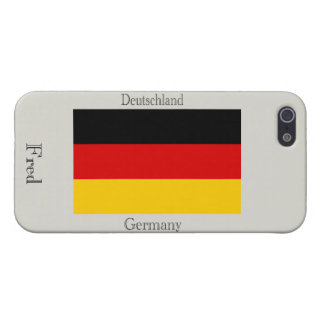 Flag of Germany iPhone 5/5S Cover
