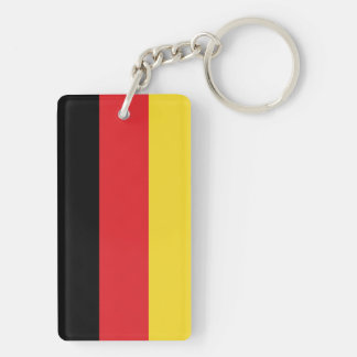 Flag of Germany Key Ring