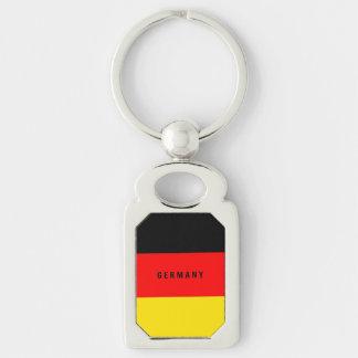 Flag of Germany Key Ring