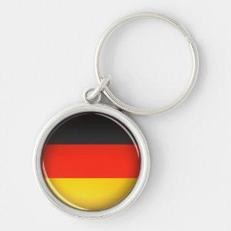 Flag of Germany - Keychain