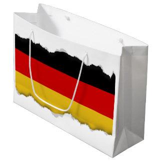 Flag of Germany Large Gift Bag
