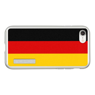 Flag of Germany Silver iPhone Case