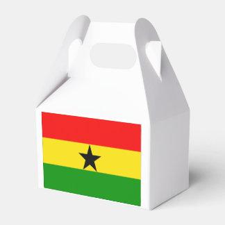 Flag of Ghana Favour Box