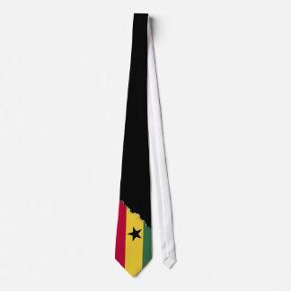 Flag of Ghana Tie