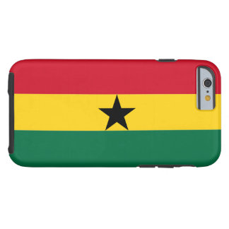 Flag of Ghana Tough iPhone 6 Case