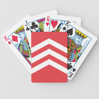 Flag of Glamorgan Bicycle Playing Cards