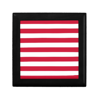 Flag of Goes Small Square Gift Box
