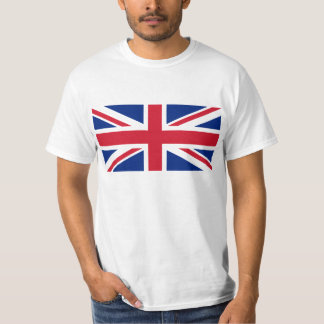Flag of Great Britain T Shirt