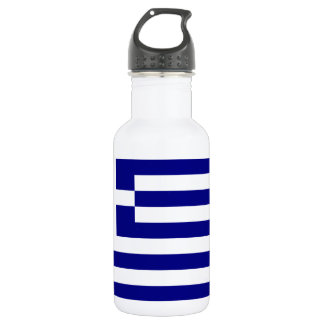 Flag of Greece 532 Ml Water Bottle