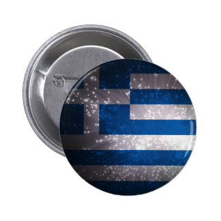 Flag of Greece Buttons