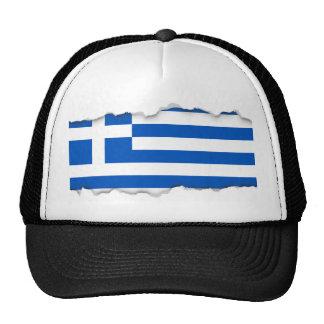 Flag of Greece Cap