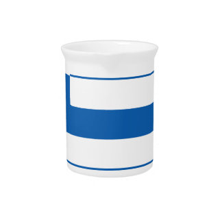 Flag_of_Greece Drink Pitchers