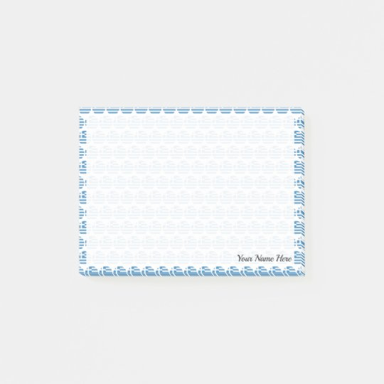 Flag of Greece Emojis Post-it Notes